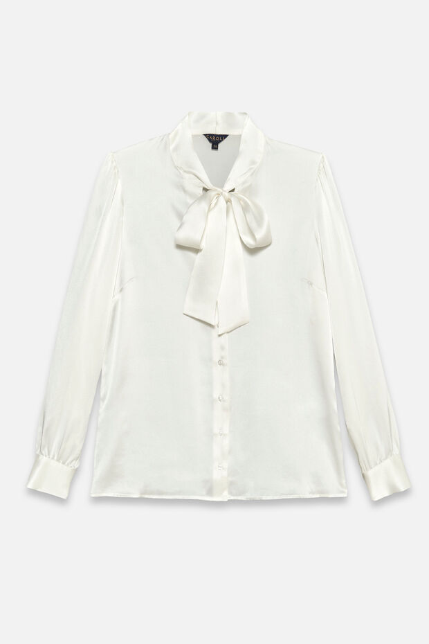 Camisa de seda Salma