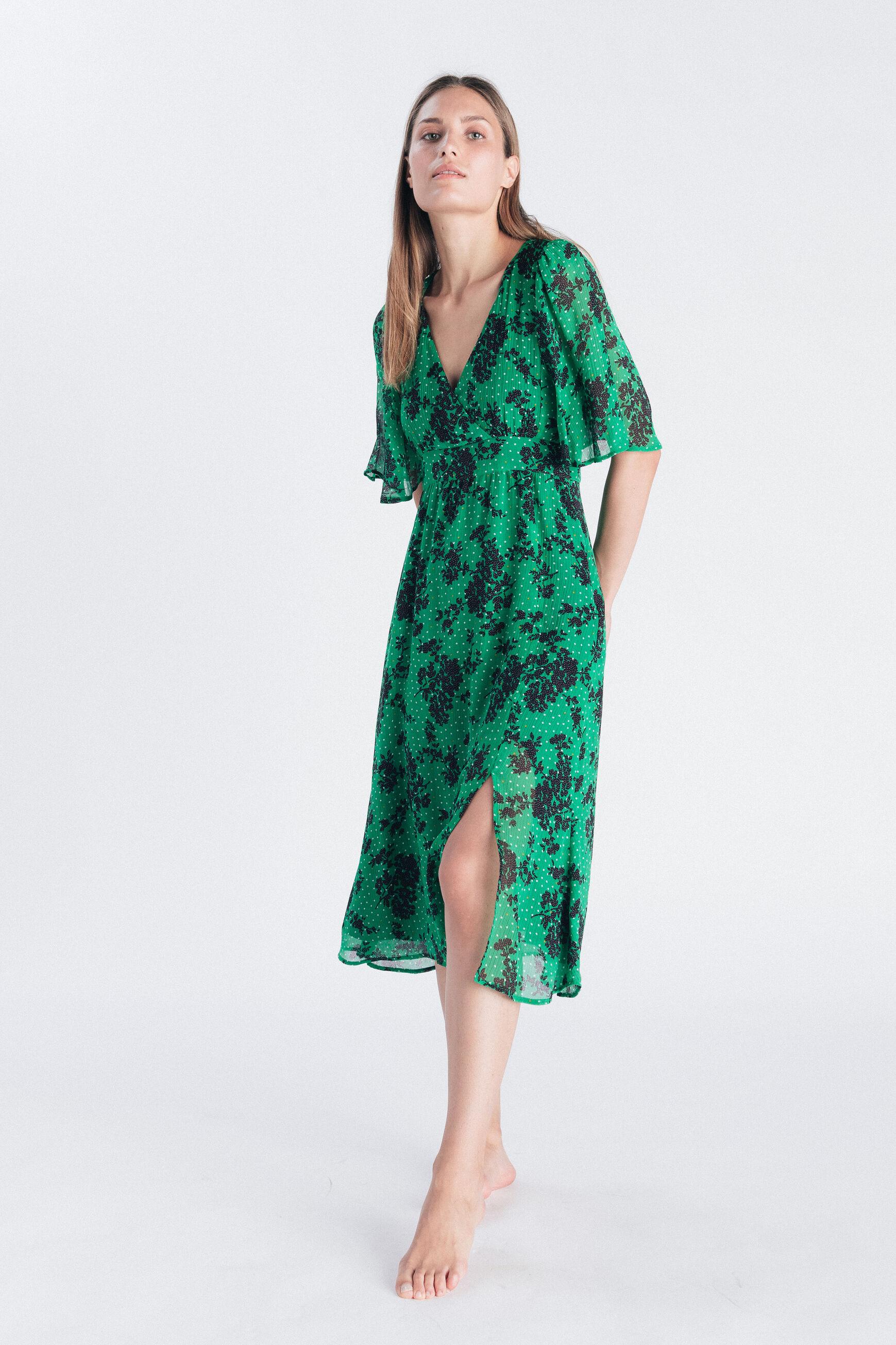 robe femme caroll