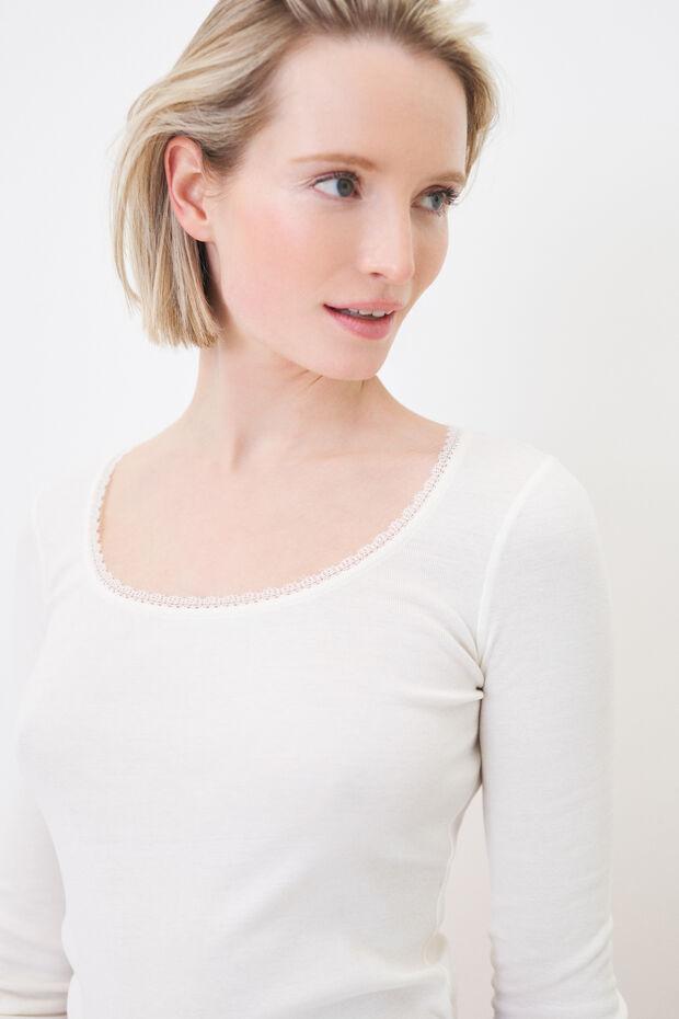 t-shirt roselia - Caroll