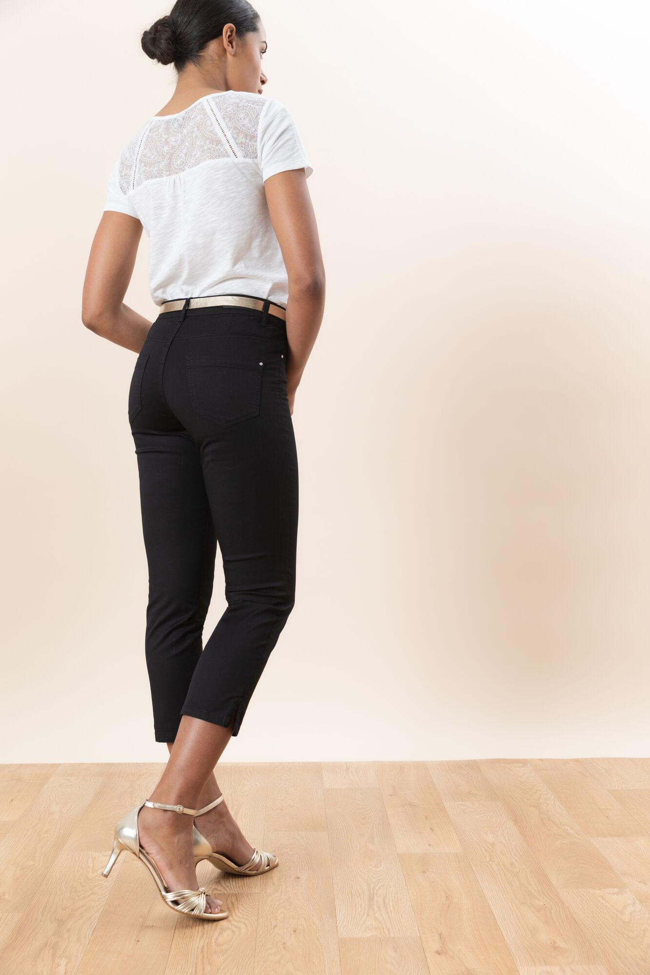 94a59954aed Pantalon Mason   Pantalon femme Noir en à 65.00 €