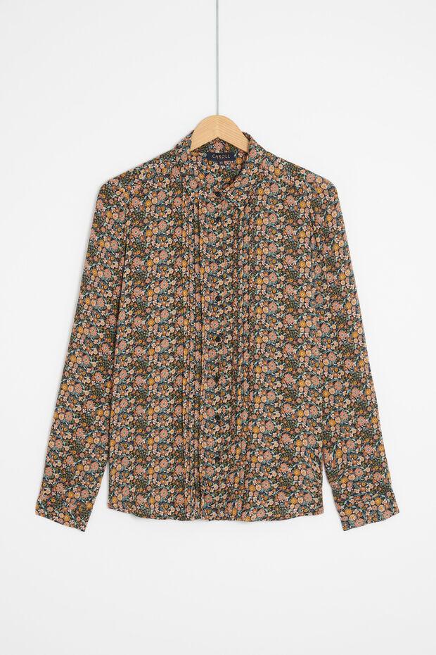 chemise leon fleurette - Caroll
