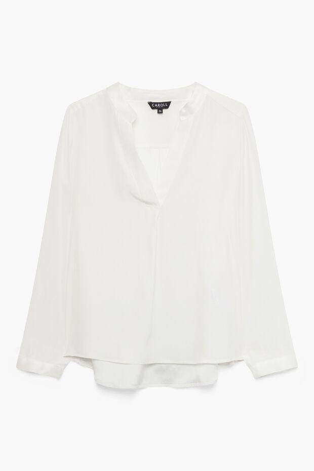 Zijden blouse Soyeux