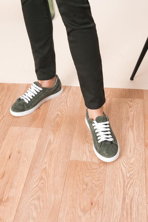 Chaussure en cuir Vadima