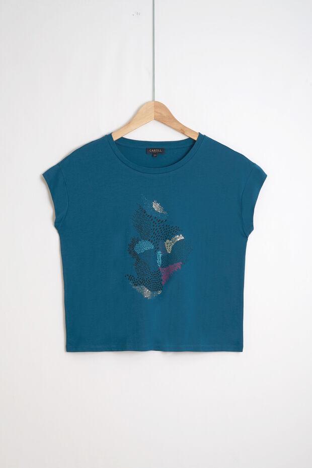 T-shirt Rick - Caroll
