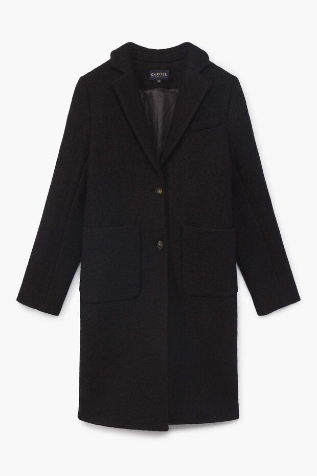 Manteau en laine Phoenix