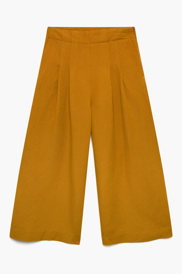 Pantalon jupe-culotte Murray