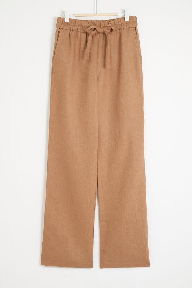 pantalon aurelio 100% lin - Caroll