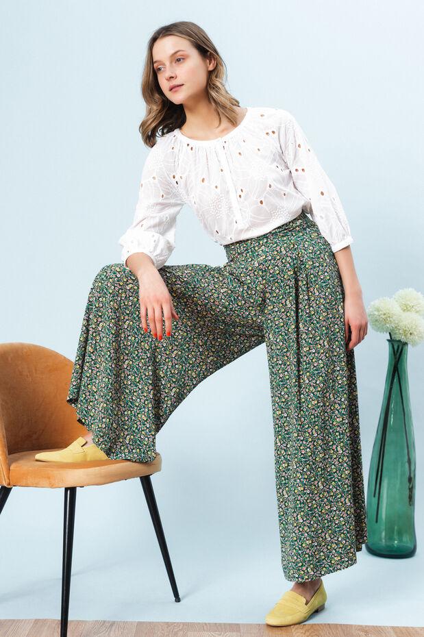 Pantalon Floreal
