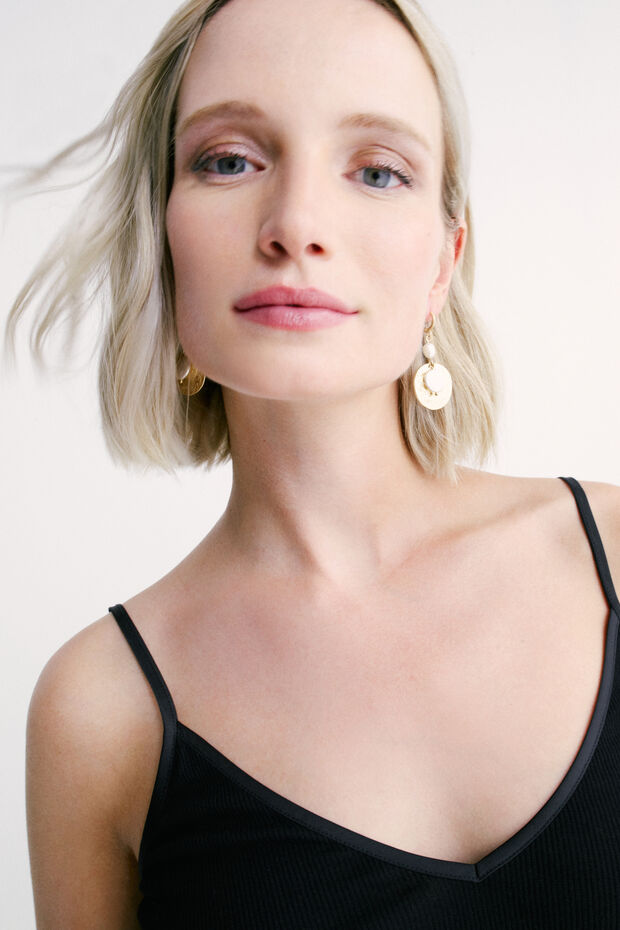 boucle d'oreille naples - Caroll