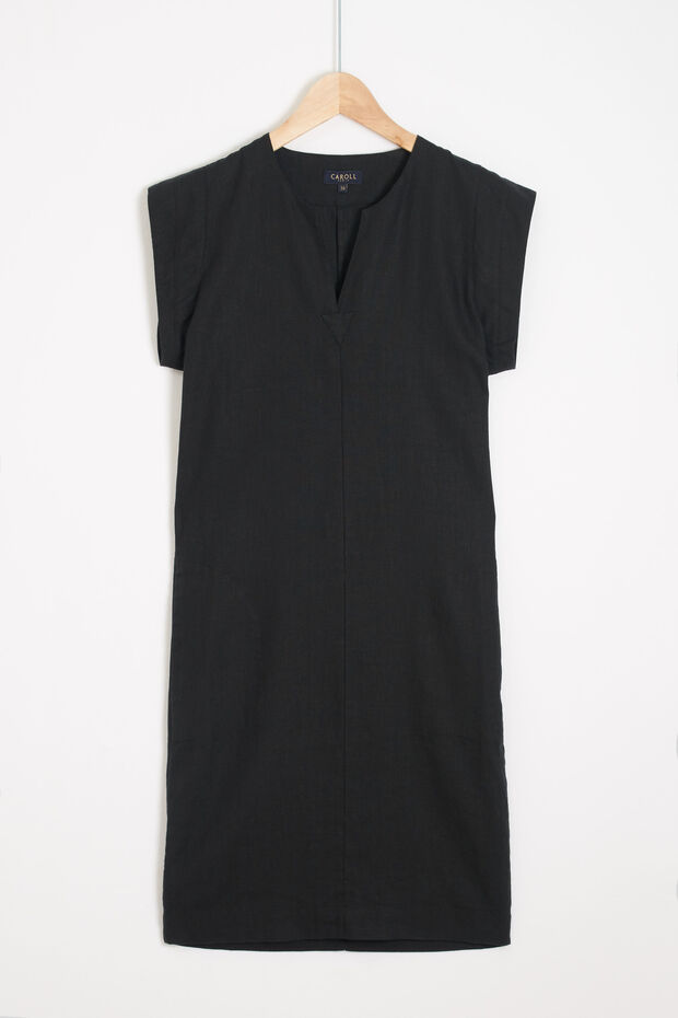 robe shane 100% lin - Caroll