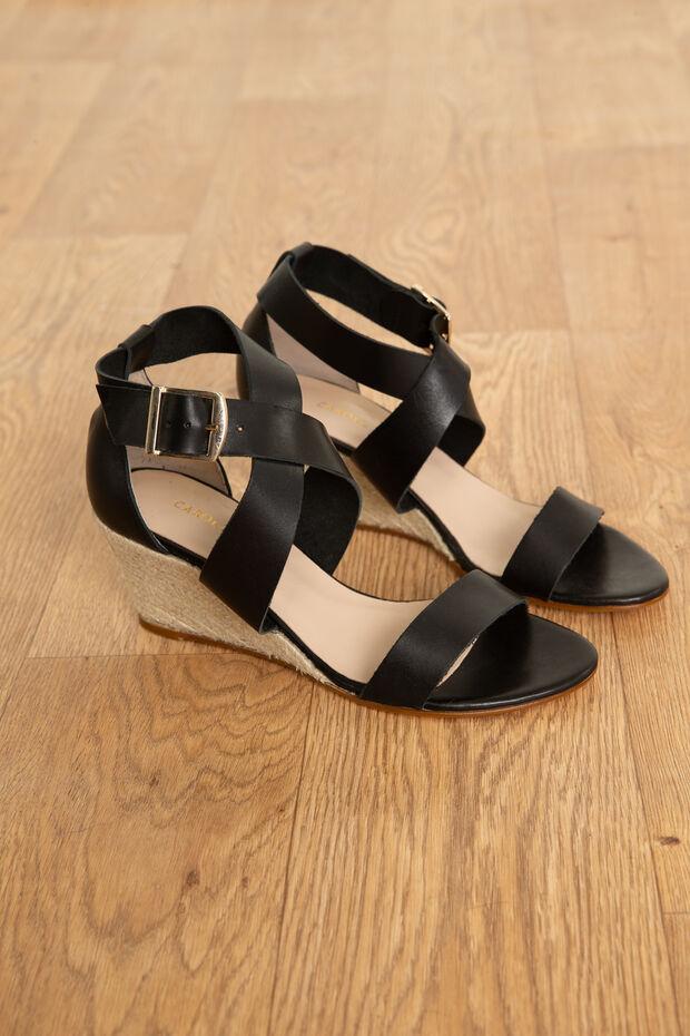Sandales en cuir Juliette