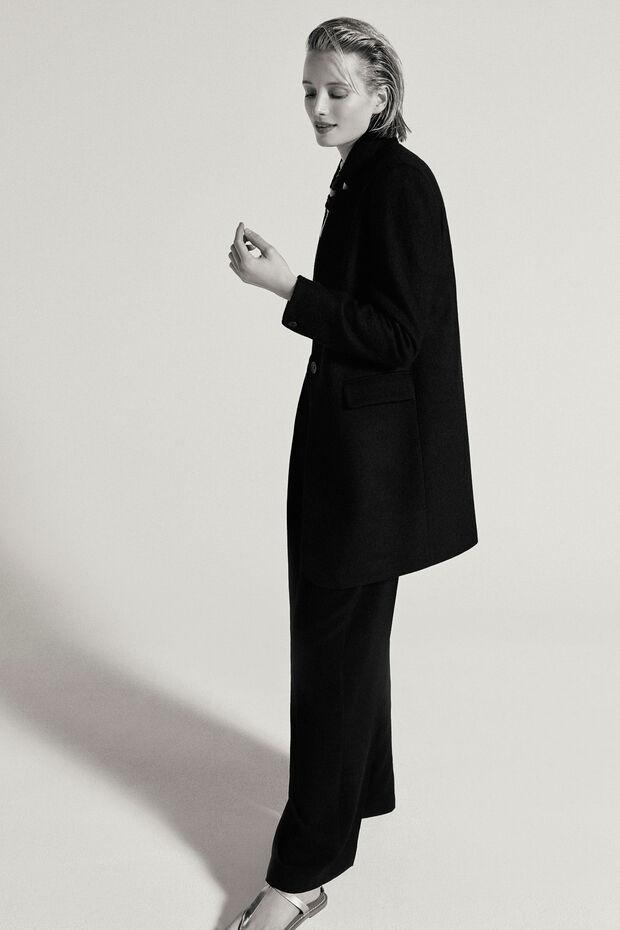 manteau felix 100% laine - Caroll
