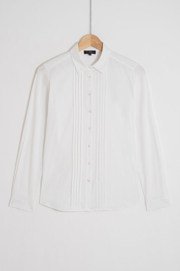 chemise leon popeline - Caroll