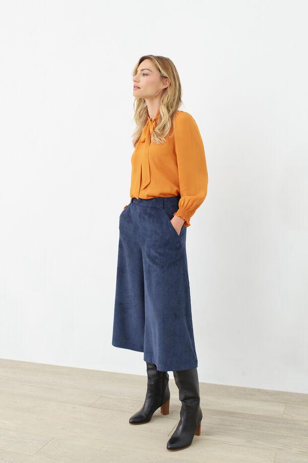 Pantalon jupe-culotte Duke