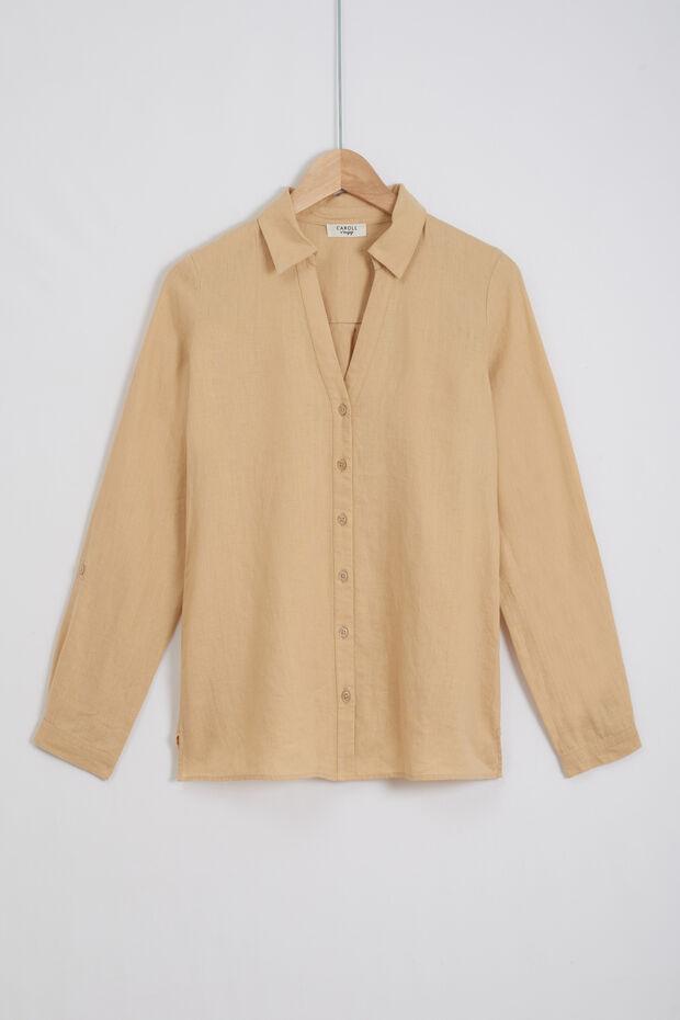 chemise trevol 100% lin - Caroll