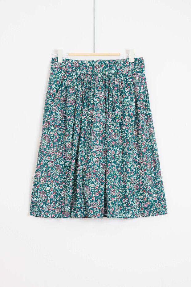 jupe tawney flower - Caroll