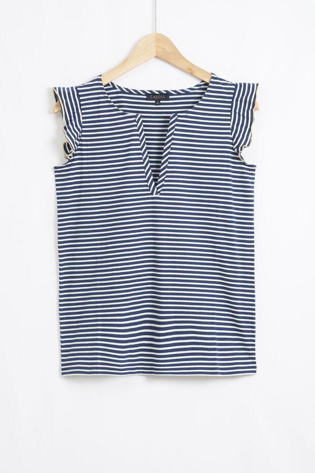 t-shirt trinity - Caroll