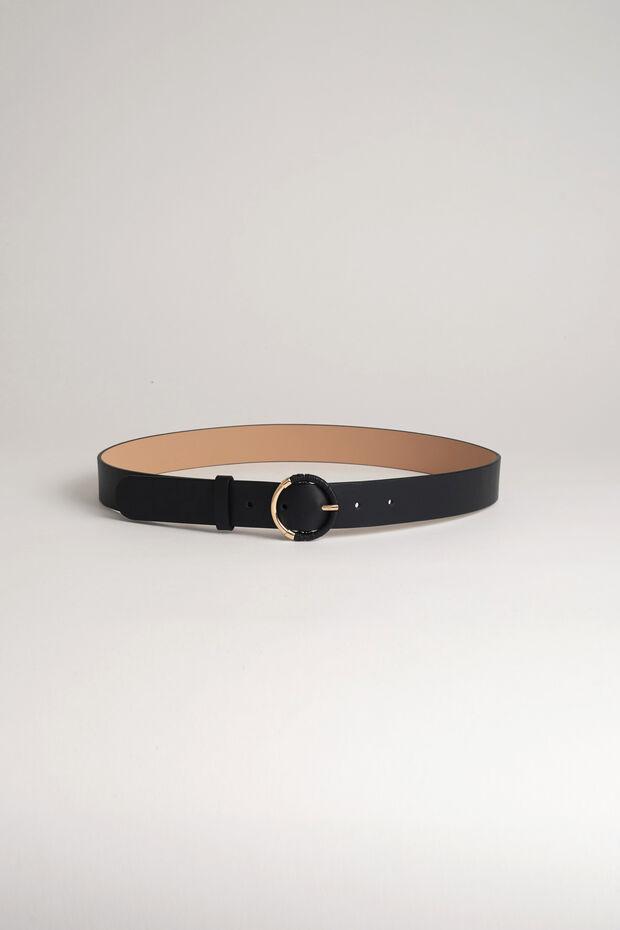 ceinture bella 100% cuir - Caroll