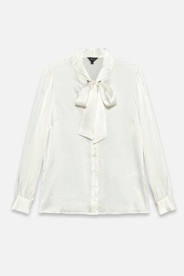 Camicia Salma 100% seta - Caroll