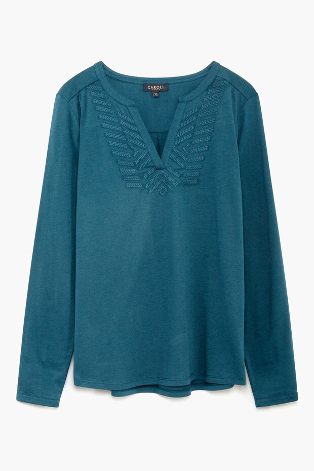 Blouse maille Jay