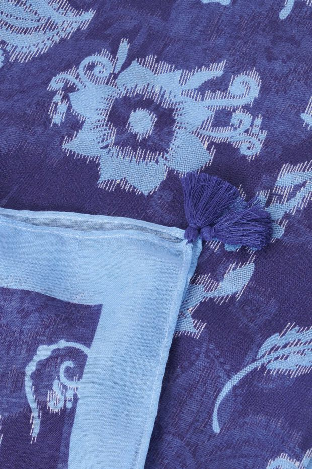 foulard azurella - Caroll