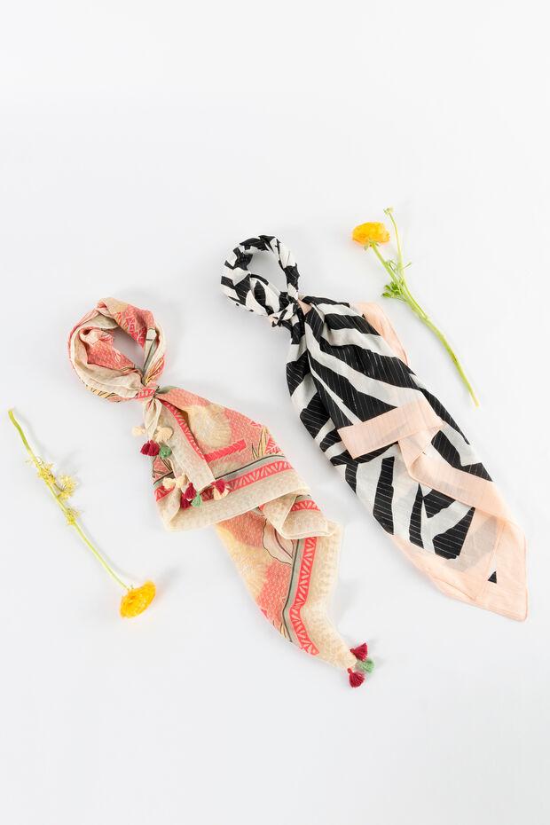 foulard manille - Caroll