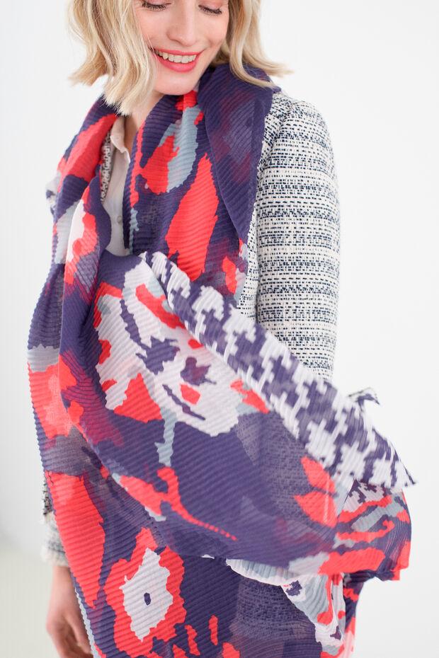 foulard malva - Caroll