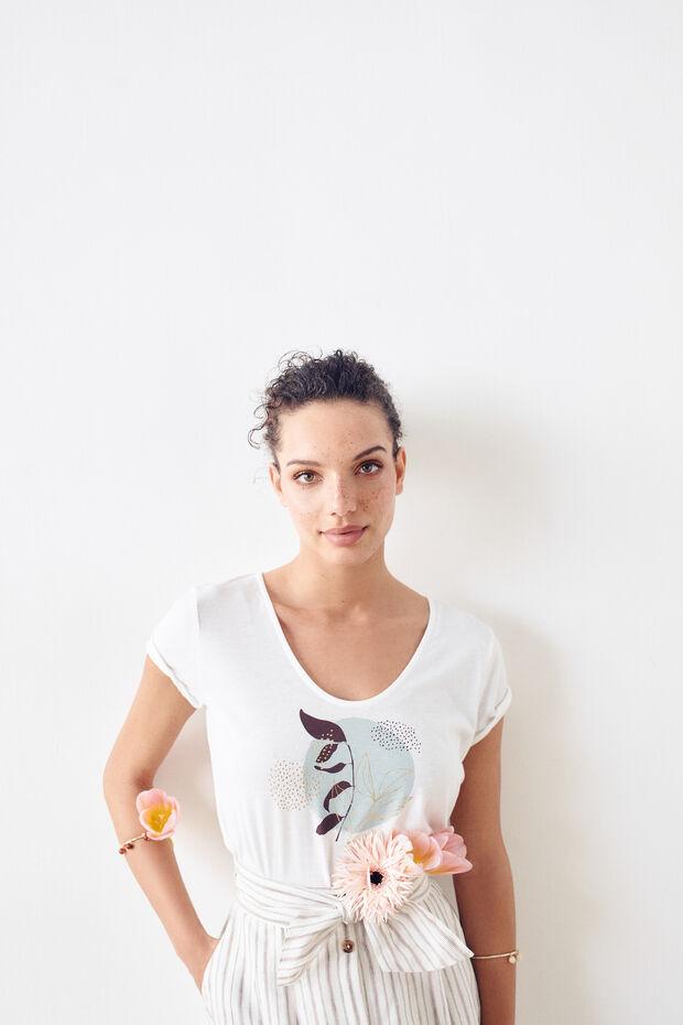 t-shirt joyce - Caroll