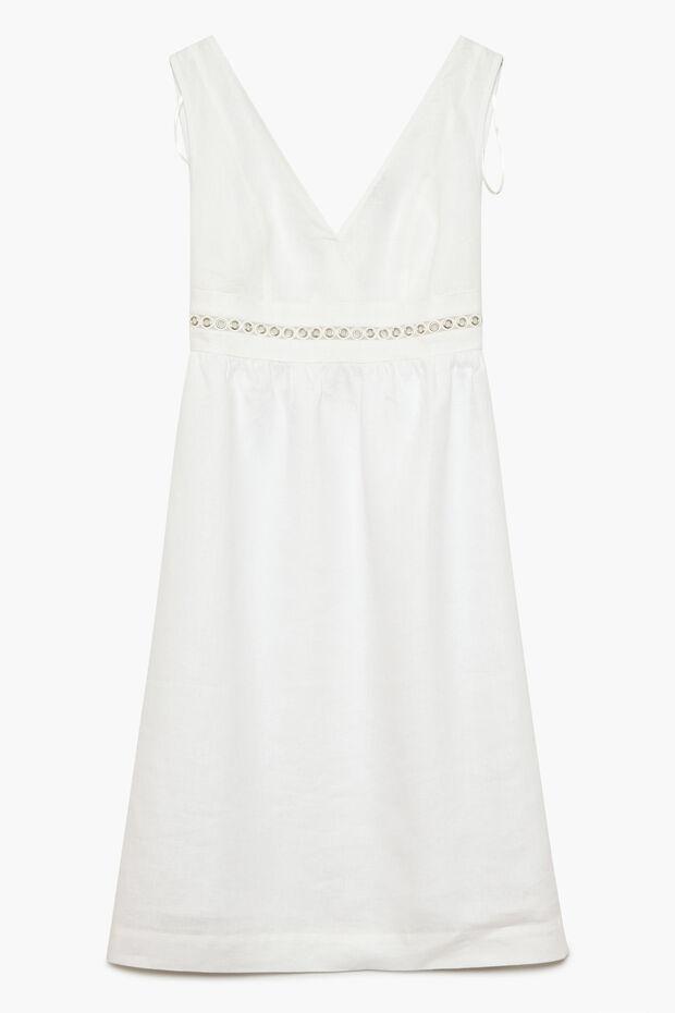 Linnen jurk Gloria