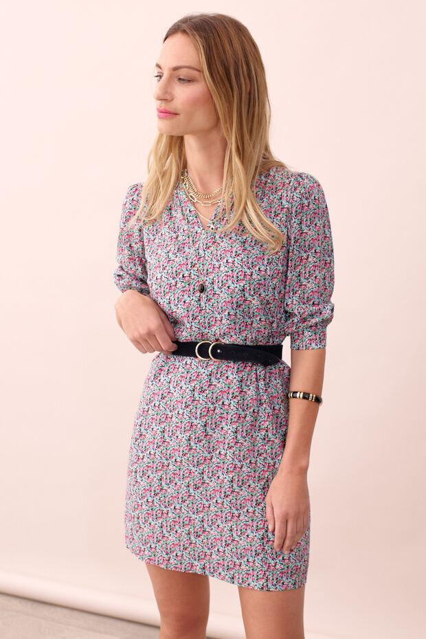 Vestido Solina - Caroll