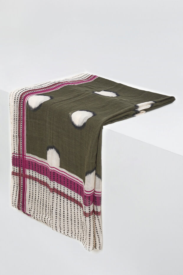 foulard leopold - Caroll