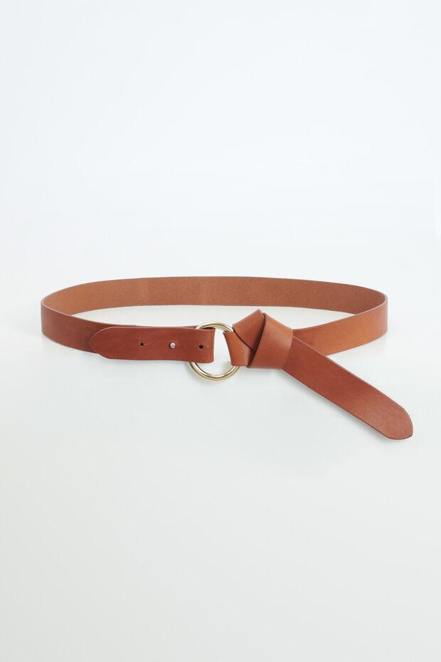 ceinture lilipop 100% cuir - Caroll