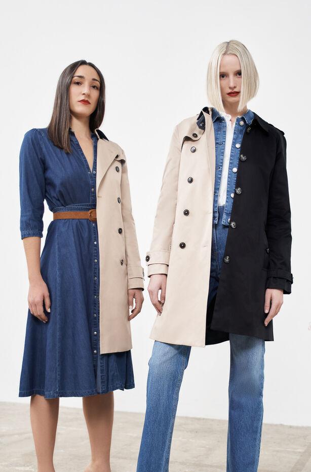 robe leonny - Caroll