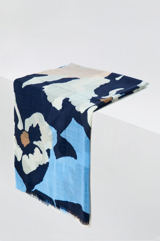 foulard 100% laine - Caroll
