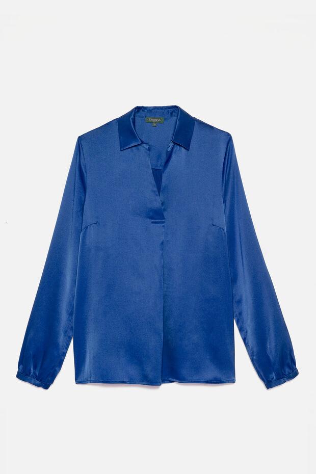 chemise estelle 100% soie - Caroll