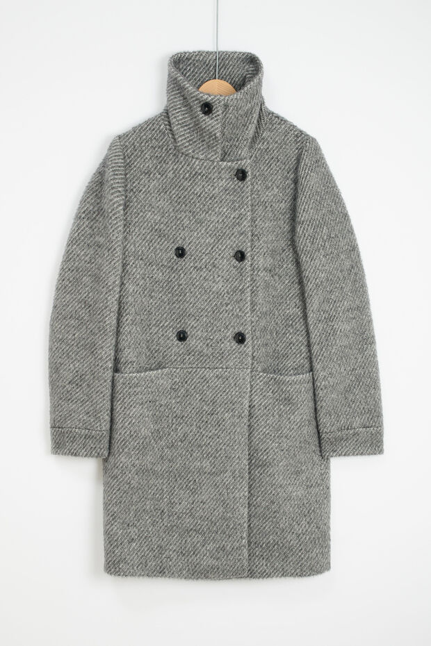manteau jean - Caroll