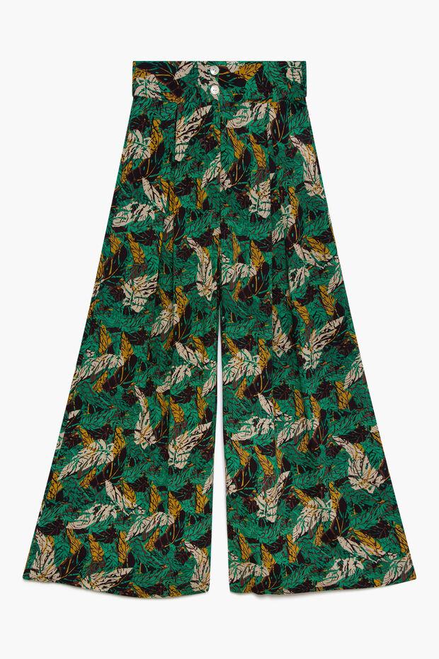 Pantalon jupe-culotte Faby - Caroll