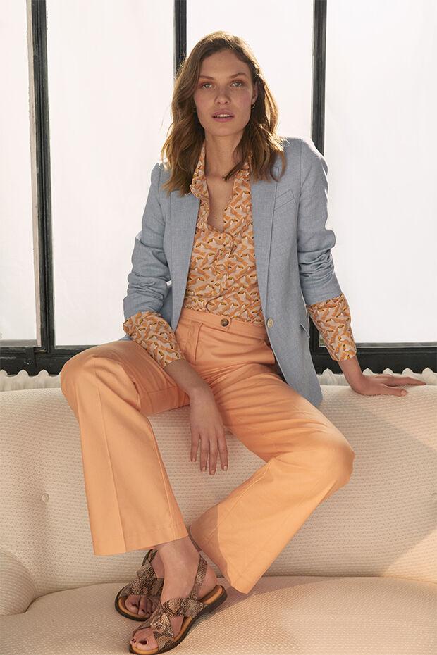 Caroll - Collection Printemps 2019 - look numéro 4