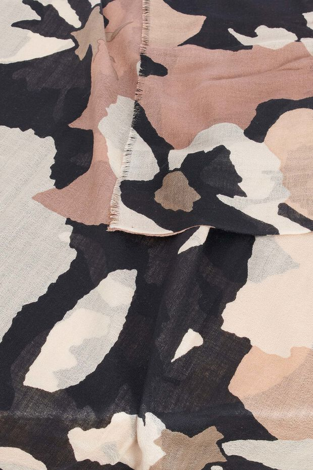 foulard francine 100% laine - Caroll