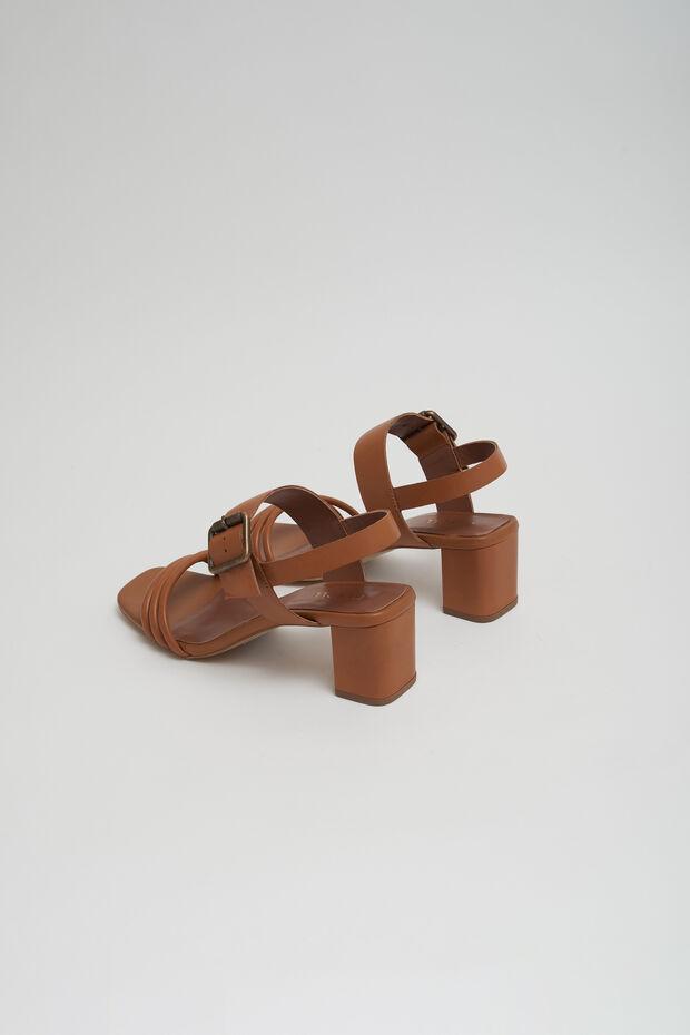 100% leren sandaal Donya - Caroll