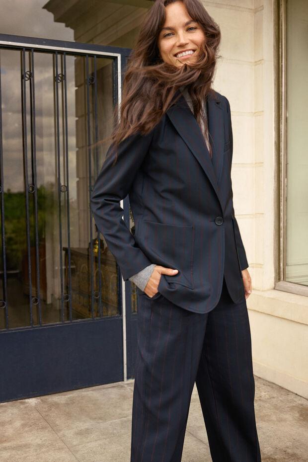 Pantalons femme  votre pantalon chic et élégant   CAROLL b8d45b256da