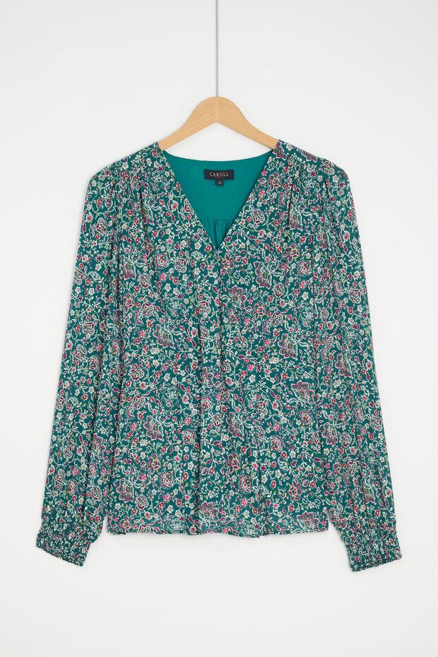 chemise miel - Caroll