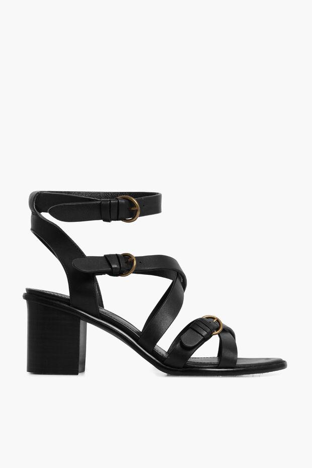 Sandales en cuir Alessia - Caroll