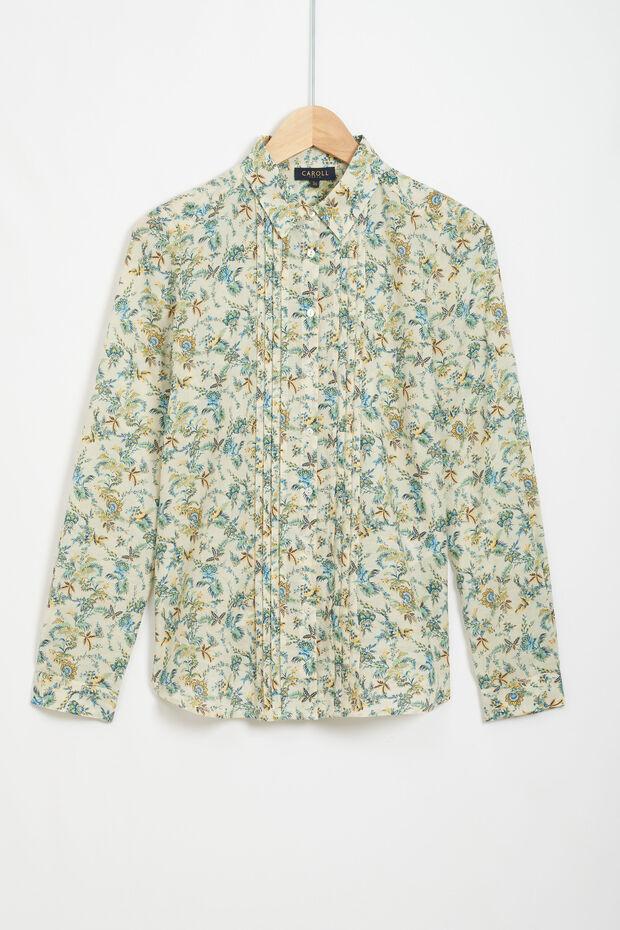 chemise leon sauge - Caroll