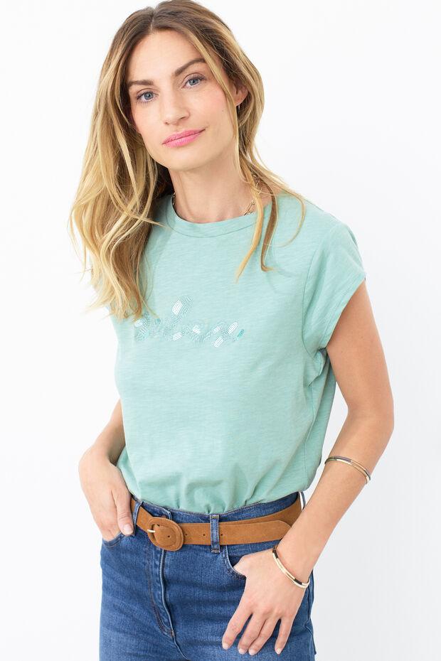 T-shirt Jordan - Caroll