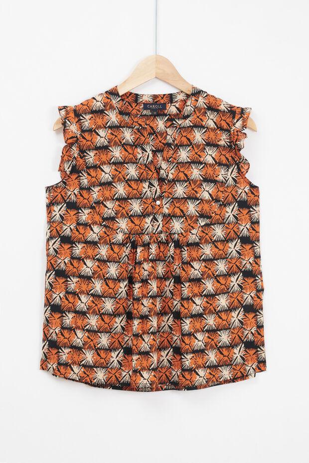 chemise ska - Caroll
