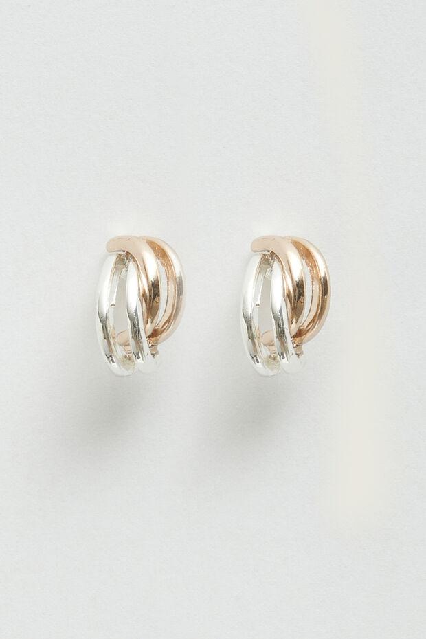 boucles d'oreilles nappa - Caroll