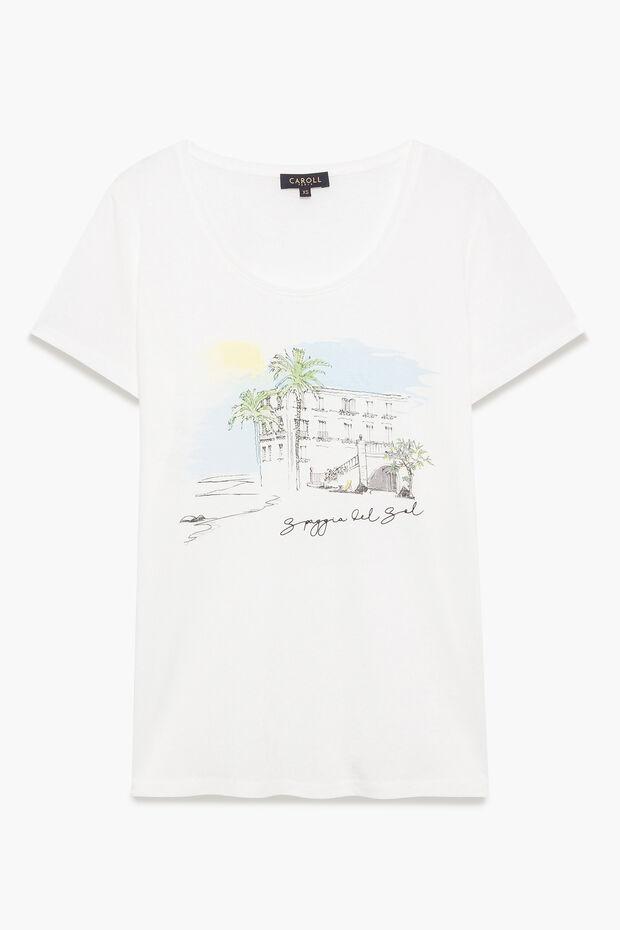 T-shirt Delsol