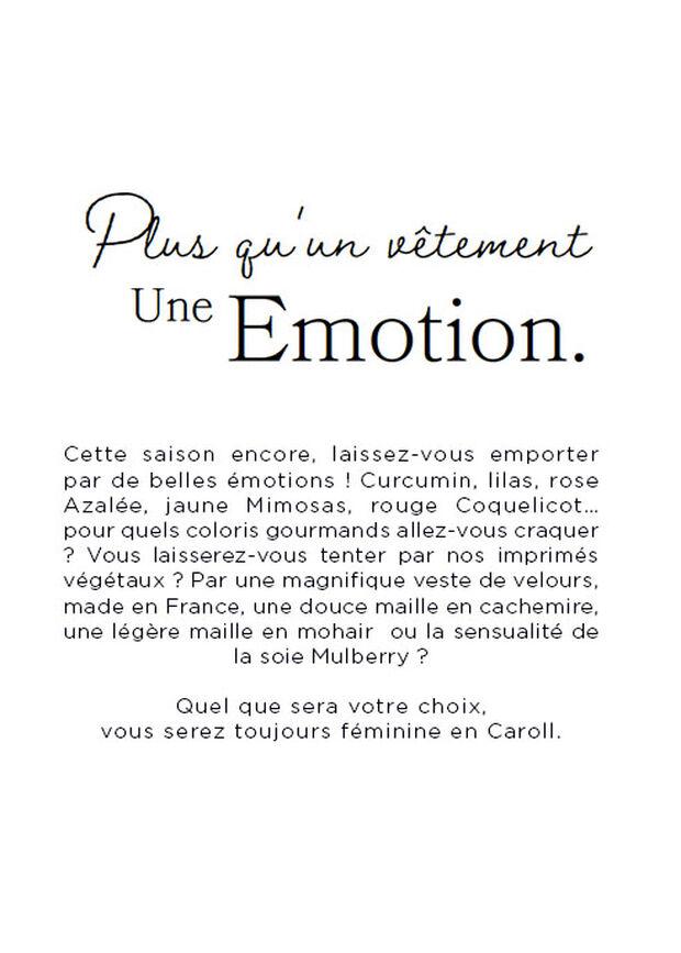 Caroll - Collection Automne 2020 - look numéro 3