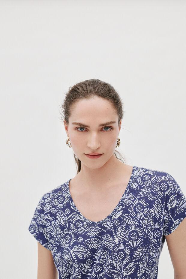 t-shirt pixie 100% lin - Caroll